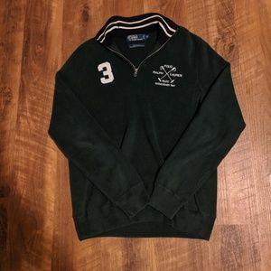 Sick polo Ralph Lauren 1/4 zip sweater
